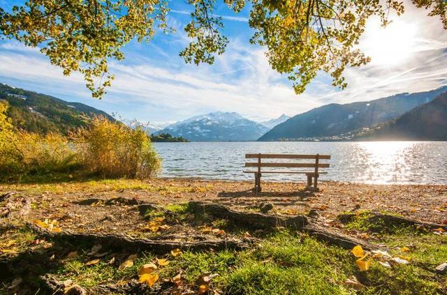 منتزه اليزابيث من اجمل اماكن سياحية في زيلامسي النمسا