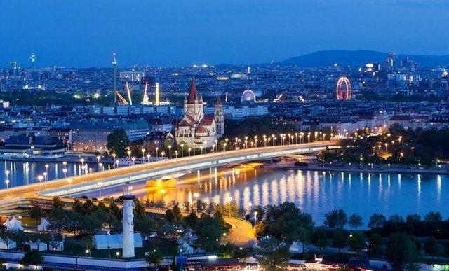 السياحة في النمسا فيينا