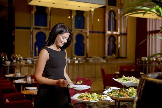 فندق ارجان روتانا دبي بمسبح خاص