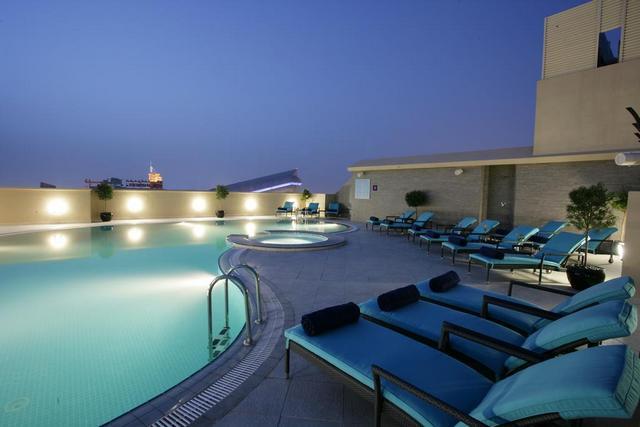 فندق كورال من افضل فنادق البرشاء دبي