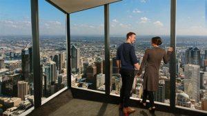 برج يوريكا من افضل اماكن السياحة في استراليا ملبورن
