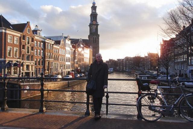 حري جوردان - امستردام