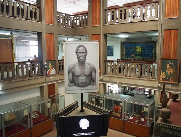 متحف اثيوبيا الوطني في اديس ابابا