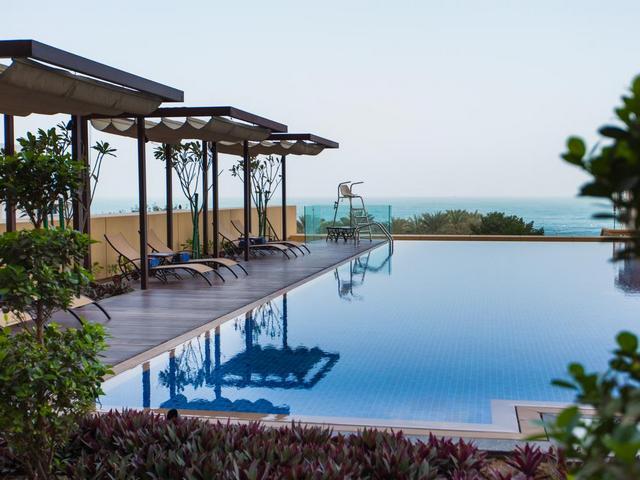 فندق اوشن فيو دبي