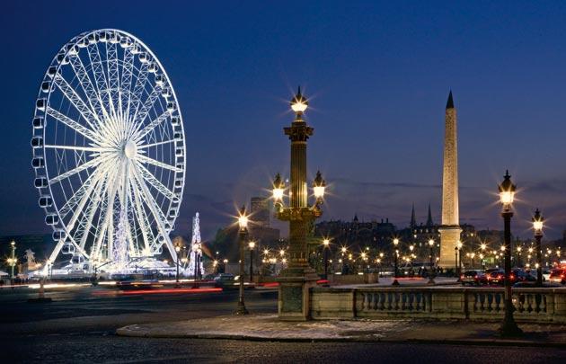 ساحة الكونكورد باريس