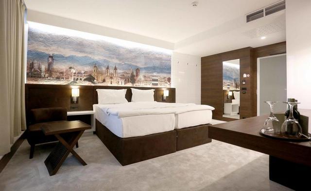 فندق بريزيدنت سراييفو من افضل فنادق سراييفو اربعة نجوم