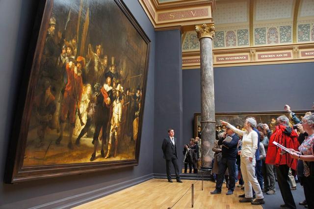 متحف ريكز امستردام