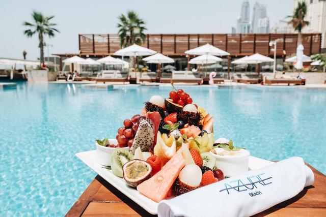 فندق ريكسوس بريميوم من افضل فنادق دبي خمس نجوم