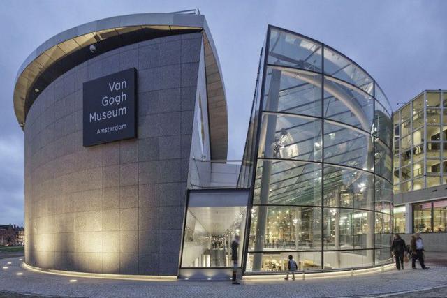 متحف فان جوخ في امستردام