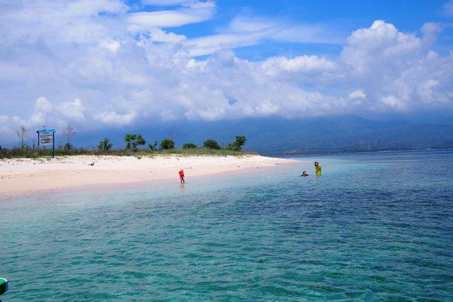 جزيرة لابون من اجمل الجزر الماليزية