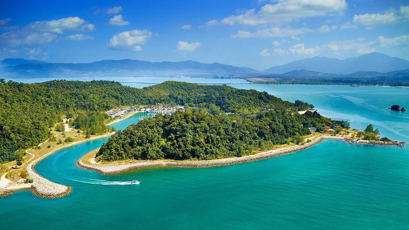 جزيرة لنكاوي من اجمل جزر ماليزيا