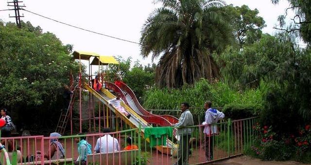 سياحة اديس ابابا - افضل الاماكن السياحية في اديس ابابا - حديقة الاسود في اديس ابابا