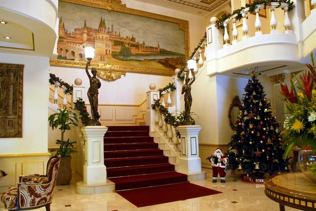 فندق موسكو دبي