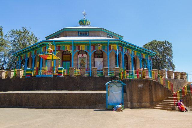 من افضل اماكن سياحية في اديس ابابا جيل انطوطو