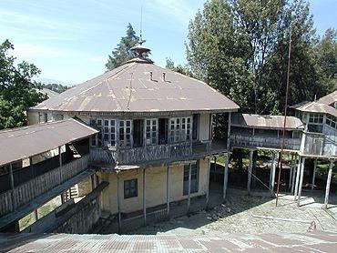 جبل انطوطو من افضل الاماكن السياحية في اديس ابابا