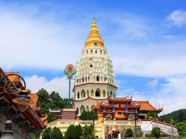 مناطق السياحة في ماليزيا