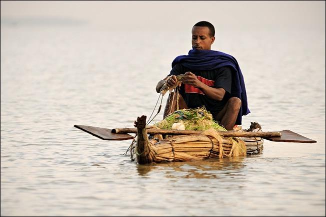 من افضل الاماكن السياحية في بحر دار - بحيرة تانا في بحر دار