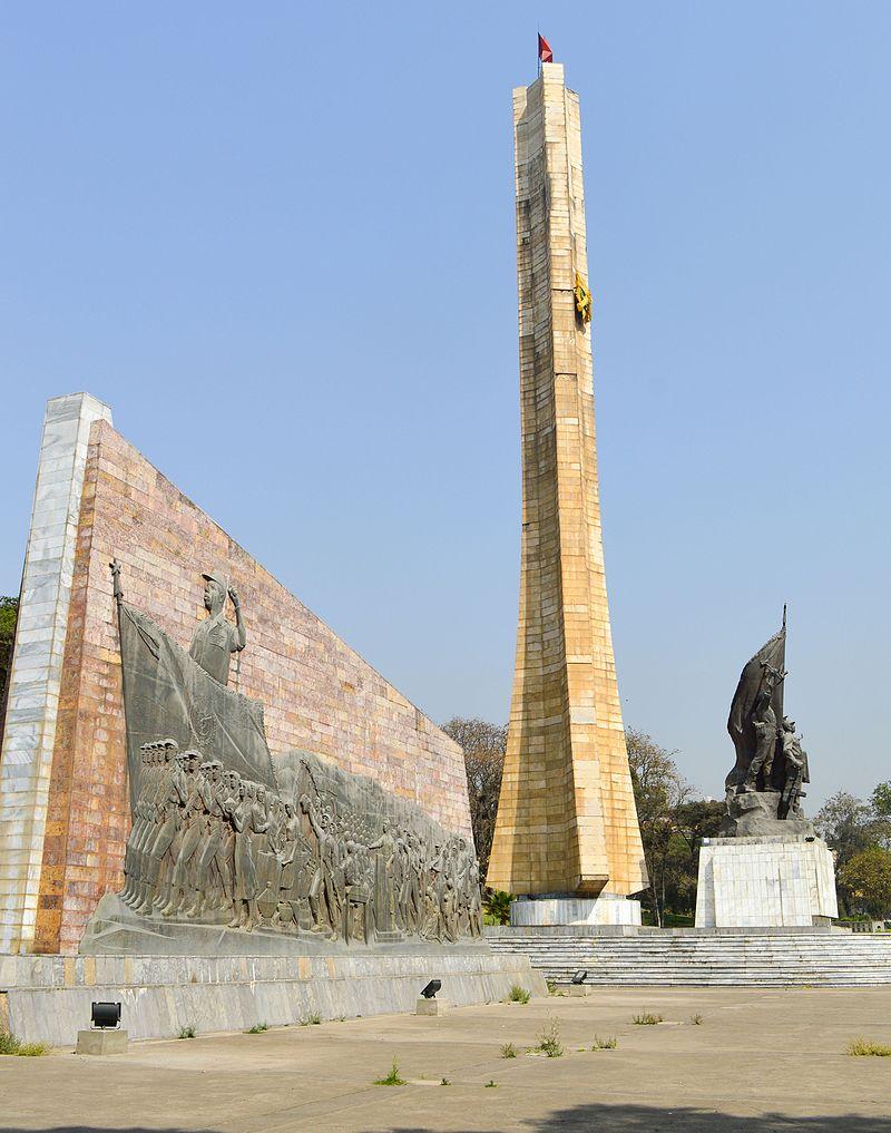 اديس ابابا عاصمة اثيوبيا نصب تيجلاشين