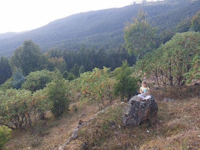 السياحة في اديس ابابا جبل انطوطو