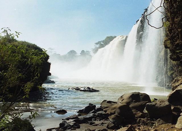 اجمل الاماكن السياحية في بحر دار - شلالات النيل الازرق