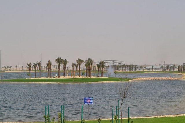 بحيرة مدن من اهم الاماكن في الدمام سياحة