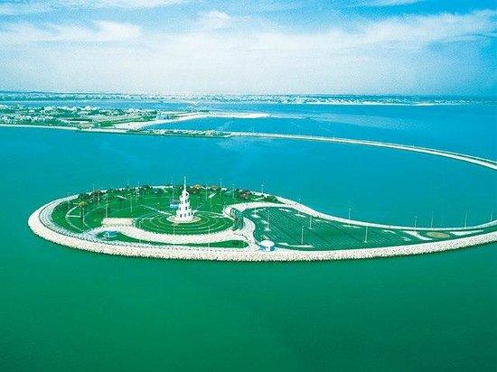 جزيرة المرجان من اهم اماكن السياحة في الدمام