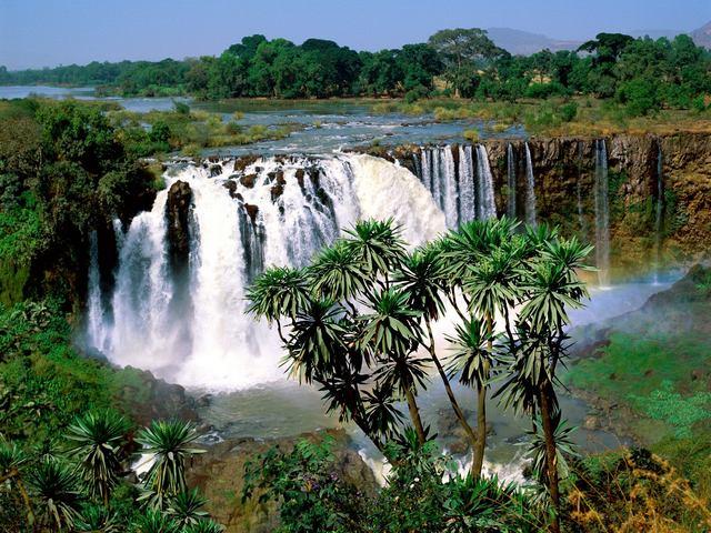 اماكن سياحية في اثيوبيا مدينة بحر دار - اثيوبيا سياحة