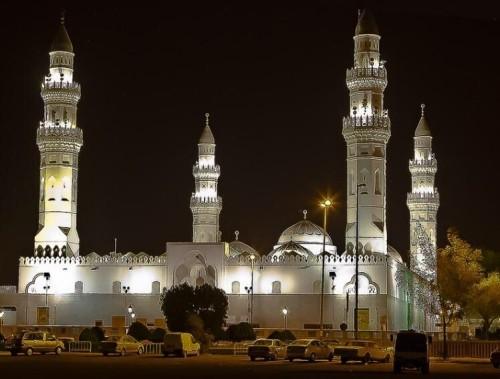 مسجد قباء من اهم معالم المدينة المنورة