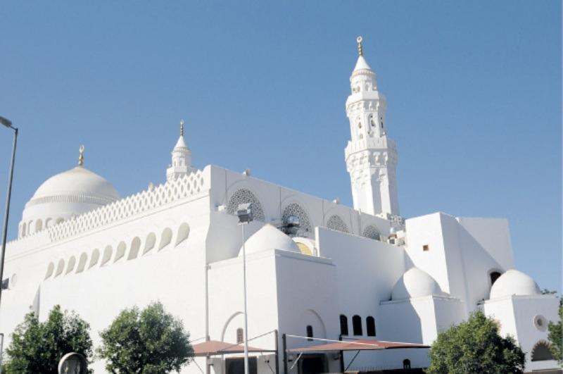 مسجد القبلتين من اهم مساجد المدينة المنورة