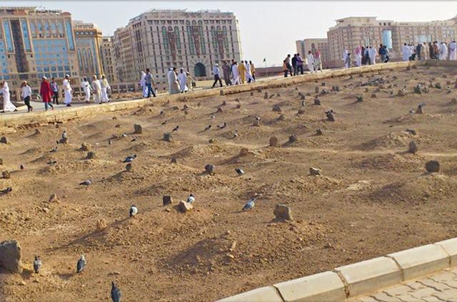 مقبرة شهداء أحد من اهم معالم السياحة الدينية في المدينة المنورة