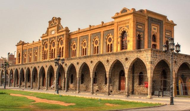 محطة الحجاز