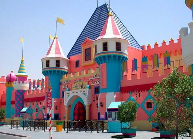 ملاهي الرياض من افضل اماكن السياحة في الرياض السعودية