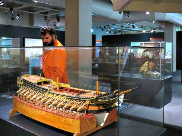متحف روتردام البحري من اهم معالم السياحة في روتردام