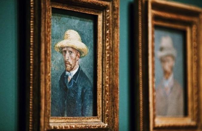 متحف فان جوخ امستردام