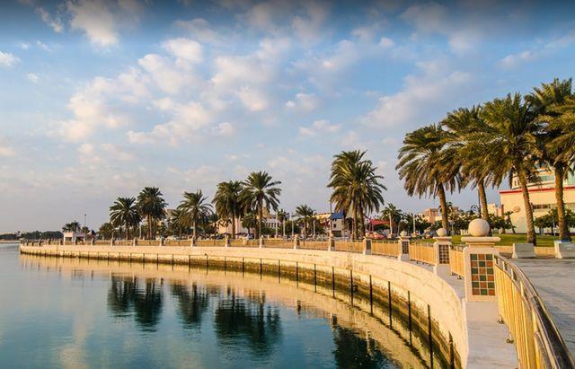 اجمل الاماكن السياحية في الجبيل