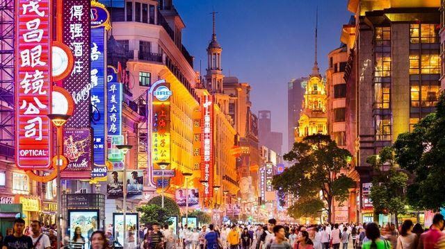 السوق الصيني من افضل اماكن السياحة في كوالالمبور