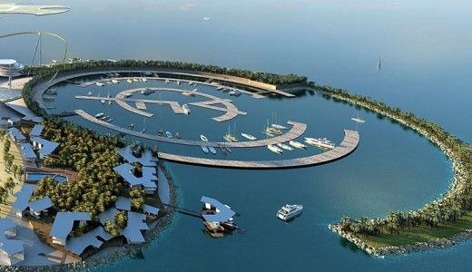 جزيرة المرجان في جيزان من اهم الاماكن السياحية في جازان