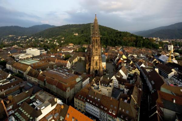 كاتدرائية فرايبورغ من أشهر الأماكن السياحية في ألمانيا
