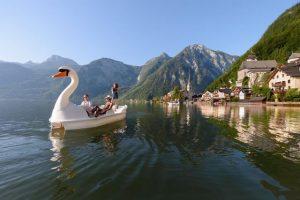 هالشتات في النمسا