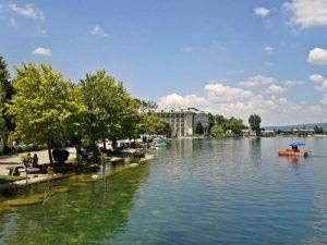 بحيرة سبانجا من افضل الاماكن السياحية في سبانجا