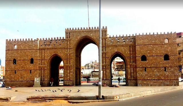 باب مكة في جدة