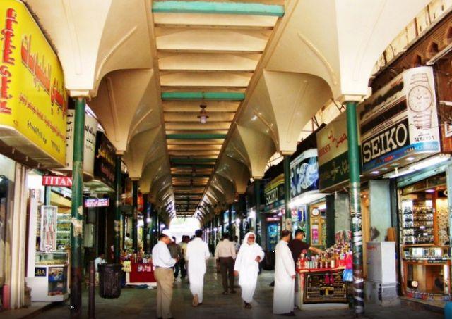 باب مكة في جدة بالسعودية