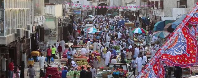 باب مكة في جدة من المعالم الأثرية الهامّة في مدينة جدة