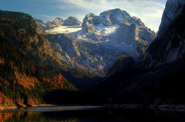 جبل داتشستين النمسا