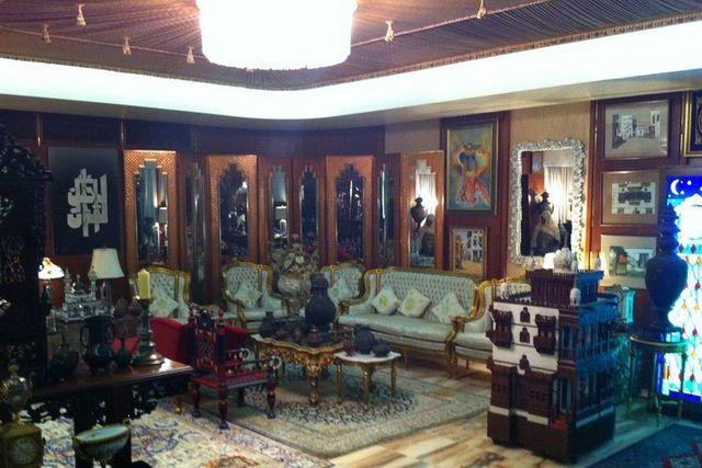 متحف الفنون في جدة من المعالم السياحية المشهورة