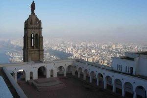 قصر الباي بوهران من افضل معالم السياحة في الجزائر