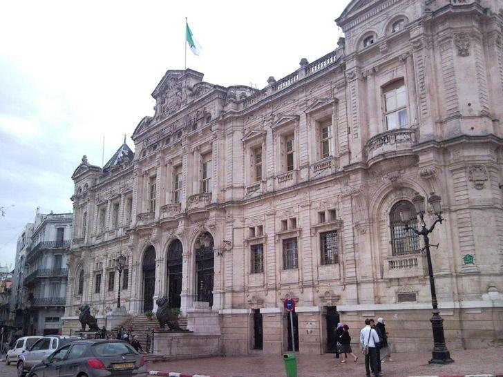 قصر الباي بوهران