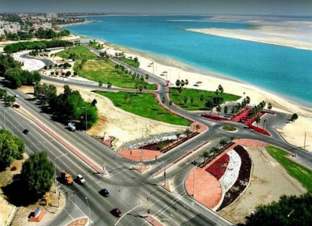 مدينة الجبيل من اجمل مدن السعودية السياحية