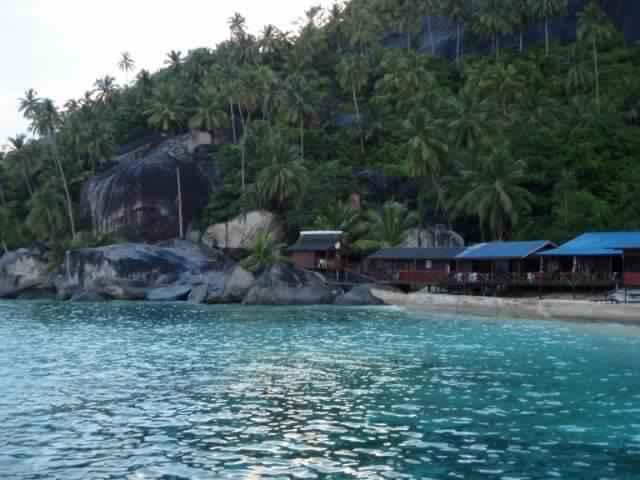 جزيرة العذراء الحامل في ماليزيا لنكاوي