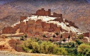 قرية ذي عين الأثرية من اهم اماكن السياحة في السعودية